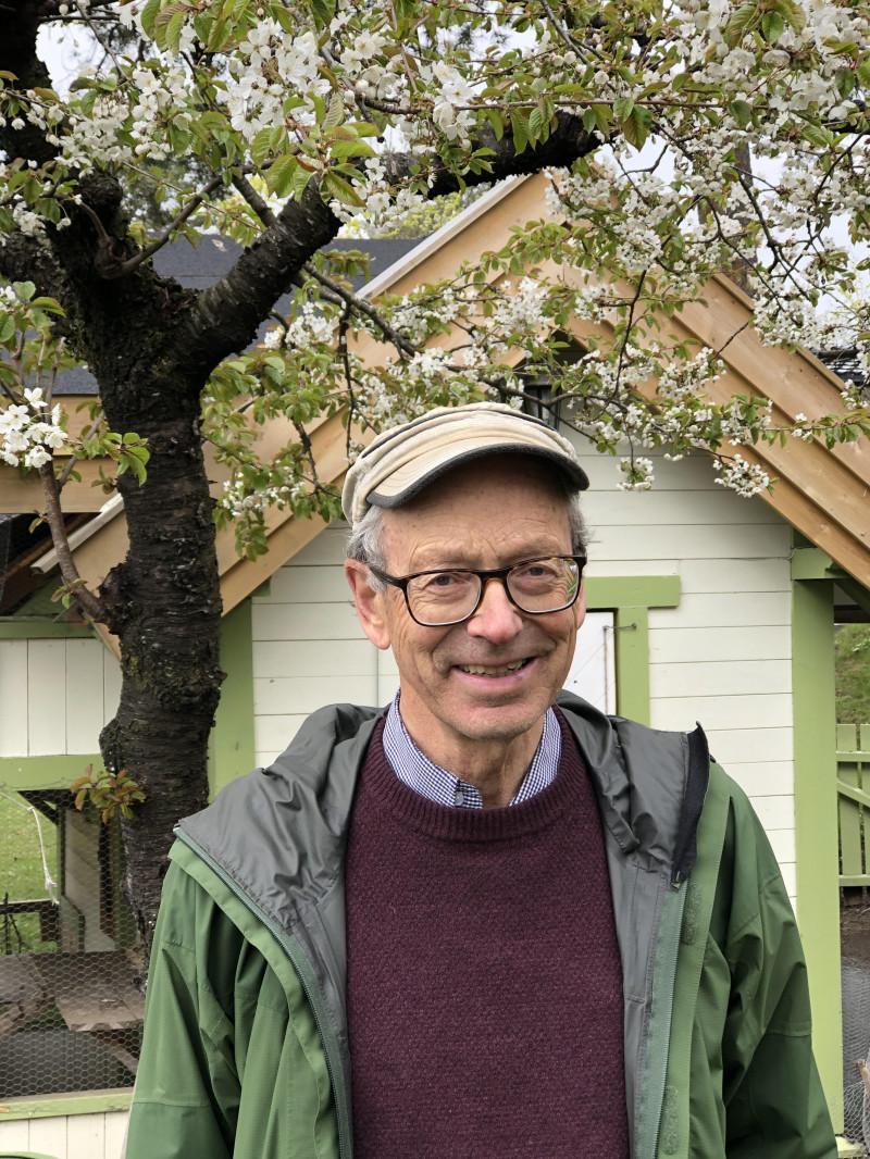 Hagevandring og blomsterfotokurs med Knut Langeland